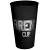 Arena Cup in black