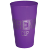 Arena Cup in purple