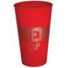 Arena Cup in red