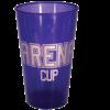 Arena Cup in trans-dark-blue