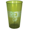 Arena Cup in trans-lime