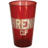 Arena Cup in trans-red