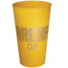 Arena Cup in yellow