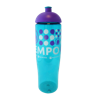 Tempo Sports Bottle in aqua-domed-lid