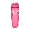 Tempo Sports Bottle in pink-flip-lid