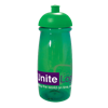 Pulse Sports Bottle in green-domed-lid