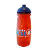 Pulse Sports Bottle in red-domed-lid