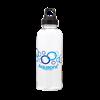 Splash Water Bottle in clear