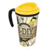 Brite-Americano® Grande Thermal Mug in bright-yellow