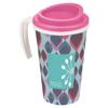 Brite-Americano® Grande Thermal Mug in pink
