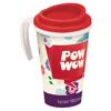 Brite-Americano® Grande Thermal Mug in red