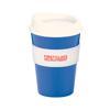Americano® Medio Mug in mid-blue-and-white
