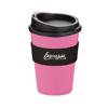 Americano® Medio Mug in pink-and-black