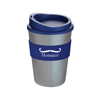 Americano® Medio Mug in silver-and-blue