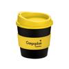 Americano® Primo Mug in black-and-yellow