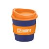 Americano® Primo Mug in blue-and-orange