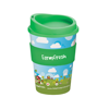 Brite-Americano® Medio Mug in green