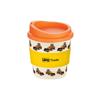 Brite-Americano® Primo Mug in orange