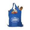 Capri - Foldaway Shopping Tote Bag in blue