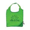 Capri - Foldaway Shopping Tote Bag in green