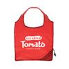 Capri - Foldaway Shopping Tote Bag in red