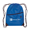 Berlin - Drawstring Backpack in royal-blue