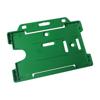 Cardholder Security Card Badge Holder in green