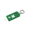 Tyre Tread Gauge Keyring Classic in green
