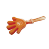 Hand Clappers in orange