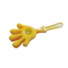 Hand Clappers in yellow