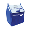 House Money Box in blue