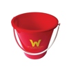 Bucket Spade in red