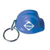 Hard Hat Keyring in blue