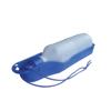 Pet Water Bottle in blue