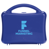 Lunchbox Junior Lunchbox with Handle in blue