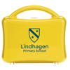 Lunchbox Junior Lunchbox with Handle in yellow