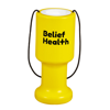 Charity Container Hand Held in yellow