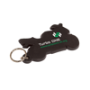 Keyfob Shaped Keyfob within 65mm x 80mm in bike