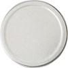 Candle in a tin in khaki