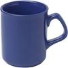 Mug, 250ml. WHITE & COLS in blue