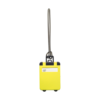 Luggage tag in yellow