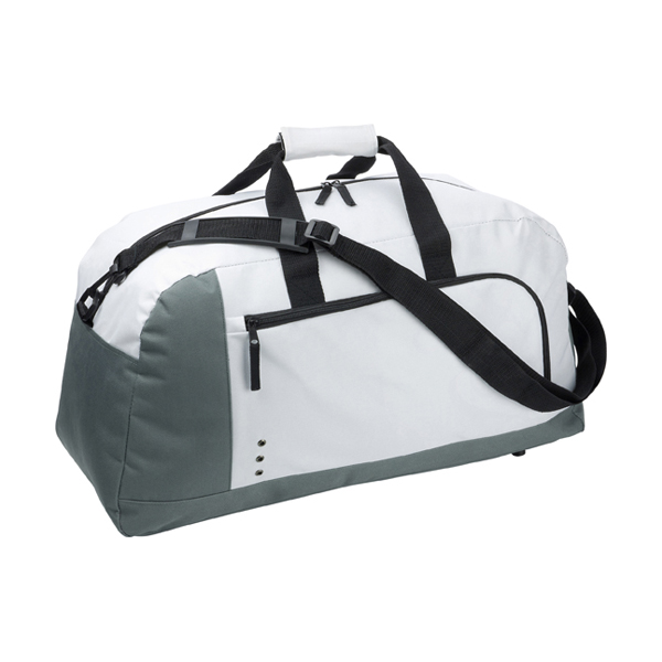 Sports/Travel bag. in white