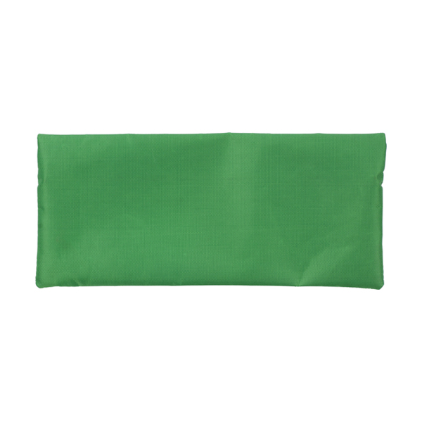 Pencil case. in green