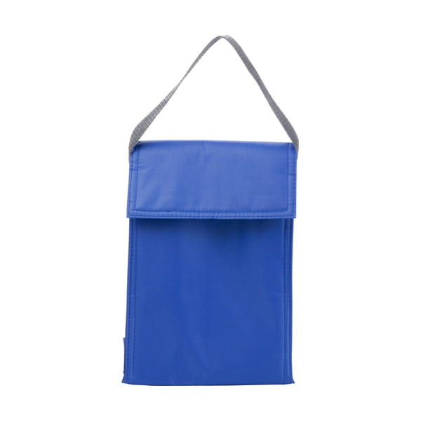 Cooler/lunch bag. in cobalt-blue