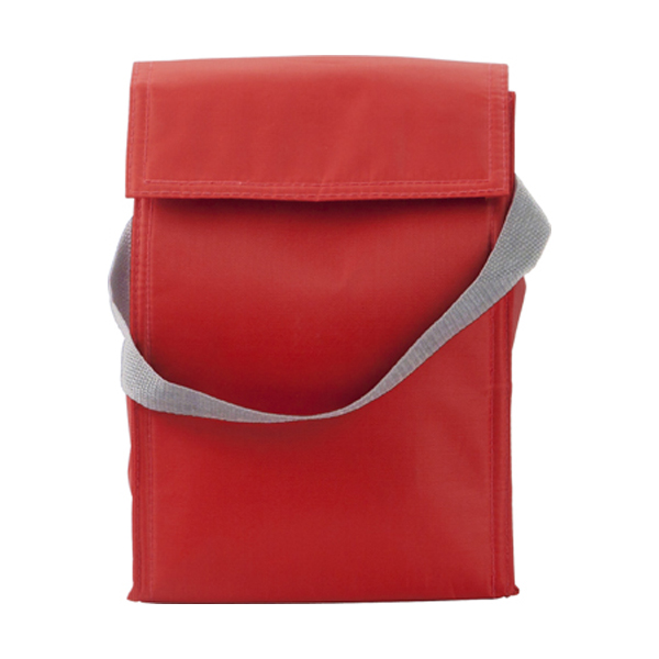 Cooler/lunch bag. in red