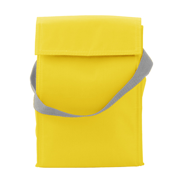 Cooler/lunch bag. in yellow