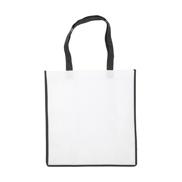 Non-woven bag in black