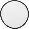 Foldable nylon frisbee in white