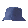Cotton sun hat in blue