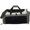 Large sports bag in black